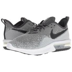 ナイキ Nike レディース ランニング・ウォーキング シューズ・靴【Air Max Sequent 4】Wolf Grey/Black/Anthracite/White