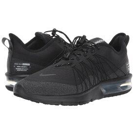 ナイキ Nike レディース ランニング・ウォーキング シューズ・靴【Air Max Sequent 4 Shield】Black/Anthracite/White
