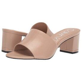 カルバンクライン Calvin Klein レディース シューズ・靴 サンダル・ミュール【Noelly】Desert Sand Nappa