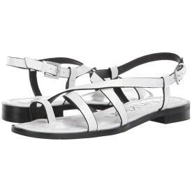 カルバンクライン Calvin Klein レディース シューズ・靴 サンダル・ミュール【Tica】White Box