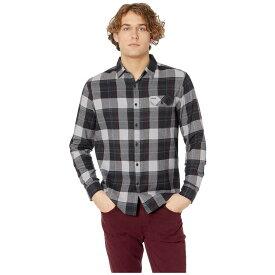 ヴィスラ VISSLA メンズ トップス シャツ【Central Coast Shirt】Black