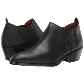 コーチ COACH レディース シューズ・靴 ブーツ【Devin Shootie】Black Leather