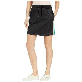 ヴァンズ Vans レディース スカート【Cali Native Track Skirt】Black