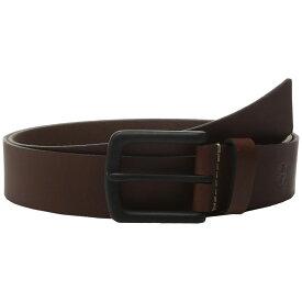 ティンバーランド Timberland メンズ ベルト【38mm Pull Up Belt】Brown