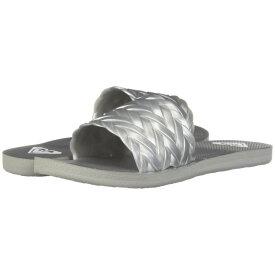 ロキシー Roxy レディース シューズ・靴 サンダル・ミュール【Kirbi】Silver