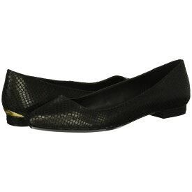 カルバンクライン Calvin Klein レディース シューズ・靴 スリッポン・フラット【Gredel】Black