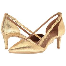 カルバンクライン Calvin Klein レディース シューズ・靴 パンプス【Pashka】Gold