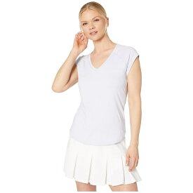 ナイキ Nike レディース テニス トップス【Court Pure Tennis Top】Oxygen Purple/Oxygen Purple