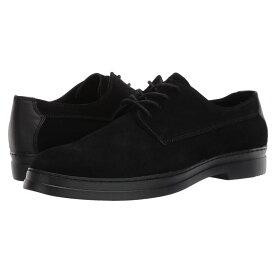 カルバンクライン Calvin Klein メンズ シューズ・靴 革靴・ビジネスシューズ【Rickie】Black Calf Suede