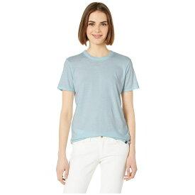 ハーレー Hurley レディース Tシャツ トップス【Burnout T-Shirt】Topaz Mist