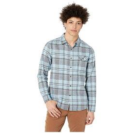 ヴィスラ VISSLA メンズ シャツ トップス【Central Coast Shirt】Light Slate