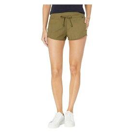 ハーレー Hurley レディース ショートパンツ ボトムス・パンツ【Beach Shorts】Olive Canvas