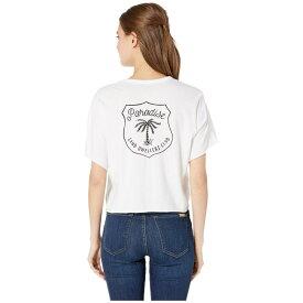 ハーレー Hurley レディース Tシャツ トップス【Dwellers Pocket】White