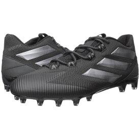 アディダス adidas メンズ アメリカンフットボール シューズ・靴【Freak Carbon Low】Black/Silver/Black
