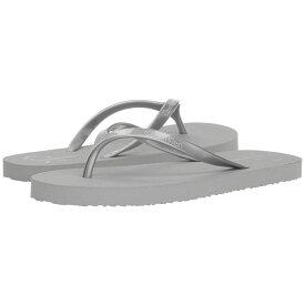 カルバンクライン Calvin Klein レディース ビーチサンダル シューズ・靴【sarinah】Silver
