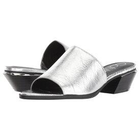 カルバンクライン Calvin Klein レディース サンダル・ミュール シューズ・靴【narissa】Silver Thrill Metallic