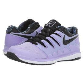ナイキ Nike レディース テニス エアズーム シューズ・靴【air zoom vapor x clay】Purple Agate/Black/White/Hyper Crimson