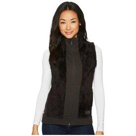 ザ ノースフェイス The North Face レディース ベスト・ジレ トップス【Furry Fleece Vest】TNF Black