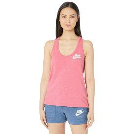 ナイキ Nike レディース タンクトップ トップス【Sportswear Gym Vintage Tank】Lotus Pink/Sail