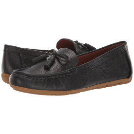 コーチ COACH レディース ローファー・オックスフォード シューズ・靴【Minna COH Leather Loafer】Black