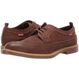 リーバイス Levi's Shoes メンズ 革靴・ビジネスシューズ シューズ・靴【Tindal UL】Dark/Tan