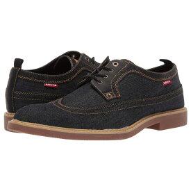 リーバイス Levi's Shoes メンズ 革靴・ビジネスシューズ シューズ・靴【Tindal DNM】Black