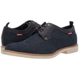 リーバイス Levi's Shoes メンズ 革靴・ビジネスシューズ シューズ・靴【Tindal DNM】Navy