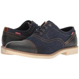 リーバイス Levi's Shoes メンズ 革靴・ビジネスシューズ シューズ・靴【Essex Denim】Navy