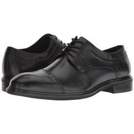 ケネス コール Kenneth Cole Unlisted メンズ 革靴・ビジネスシューズ レースアップ シューズ・靴【Davis Lace-Up】Black
