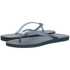 トミー バハマ Tommy Bahama レディース ビーチサンダル シューズ・靴【Whykiki Flat Solid】Navy