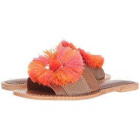ケネス コール Kenneth Cole New York レディース サンダル・ミュール シューズ・靴【Orton】Orange Multi Fabric