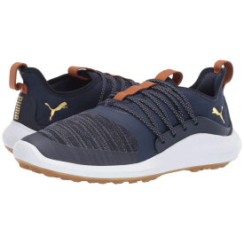 プーマ PUMA Golf メンズ スニーカー シューズ・靴【Ignite Nxt Solelace】Peacoat/Team Gold