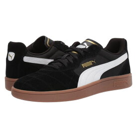 プーマ PUMA メンズ スニーカー シューズ・靴【Astro Kick】Puma Black/Puma White/Puma Team Gold