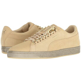 プーマ PUMA メンズ スニーカー シューズ・靴【Suede Classic X-Chain】Reed Yellow/Metallic Gold