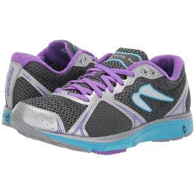 ニュートンランニング Newton Running レディース ランニング・ウォーキング シューズ・靴【Fate 4】Silver/Violet
