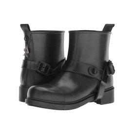 コーチ COACH レディース レインシューズ・長靴 シューズ・靴【Moto Rain】Black