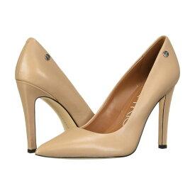 カルバンクライン Calvin Klein レディース パンプス シューズ・靴【Brady】Desert Sand Nappa