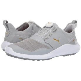 プーマ PUMA Golf メンズ スニーカー シューズ・靴【Ignite NXT Disc】High-Rise/Team Gold/White