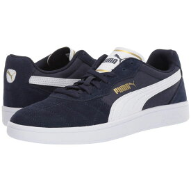 プーマ PUMA メンズ スニーカー シューズ・靴【Astro Kick】Peacoat/Puma White/Puma Team Gold