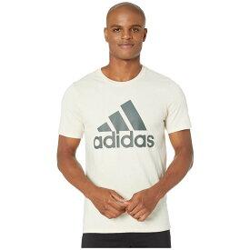 アディダス adidas メンズ Tシャツ トップス【Badge of Sport Tee】Linen