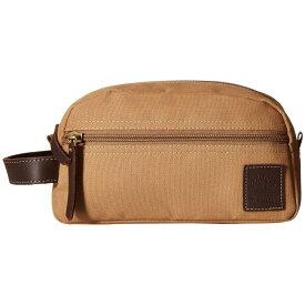 ティンバーランド Timberland メンズ ポーチ 【Canvas Travel Kit】Khaki