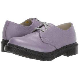 ドクターマーチン Dr. Martens レディース ローファー・オックスフォード シューズ・靴【1461 Core】Lavender Metallic Virginia