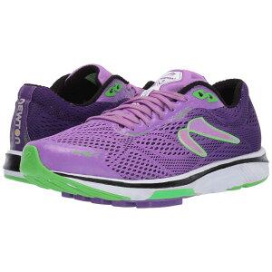 ニュートンランニング Newton Running レディース ランニング・ウォーキング シューズ・靴【Motion 8】Violet/Lime