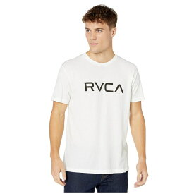 ルーカ RVCA メンズ Tシャツ トップス【Big T-Shirt Shot Sleeve】Antique White