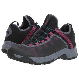 ザ ノースフェイス The North Face レディース ランニング・ウォーキング シューズ・靴【Trail Escape Peak】TNF Black/Festival Pink
