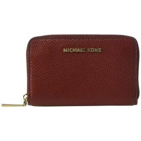 マイケル コース MICHAEL Michael Kors レディース カードケース・名刺入れ 【Jet Set Small Zip Around Card Case】Brandy