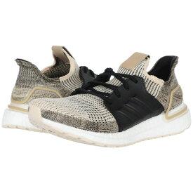 アディダス adidas Running メンズ ランニング・ウォーキング シューズ・靴【Ultraboost 19】Linen/Core Black/Brown