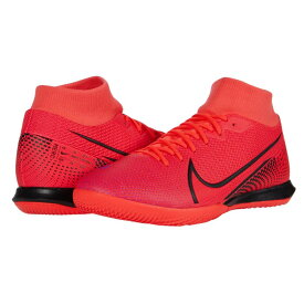 ナイキ Nike レディース サッカー シューズ・靴【Superfly 7 Academy IC】Laser Crimson/Black/Laser Crimson