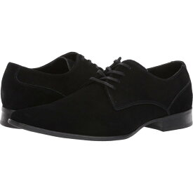 カルバンクライン Calvin Klein メンズ 革靴・ビジネスシューズ シューズ・靴【Brodie】Black Calf Suede