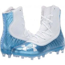 アンダーアーマー Under Armour メンズ アメリカンフットボール シューズ・靴【UA Highlight MC】Carolina Blue/White